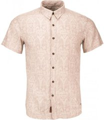 camisa one way short sleeve shirt crudo lippi