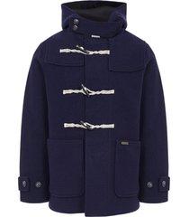 bark duffle coat