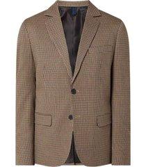 slim blazer bonnie check 2057