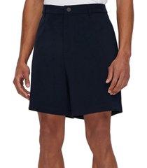 ax armani exchange men's stretch twill shorts