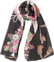 inc floral tassel scarf, created for macy's