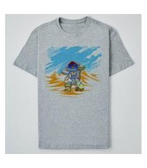 camiseta reserva lnk adventure goes wrong masculina