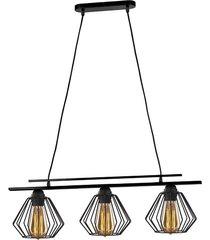 designerska lampa wisząca tijuana loft