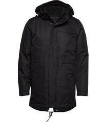 technical 3-in-1 jacket parka jas zwart lindbergh