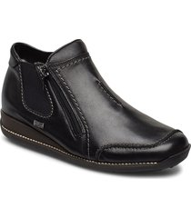 44270-01 shoes boots ankle boots ankle boot - flat svart rieker