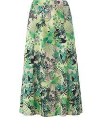 rok in banenmodel ritssluiting achter van basler groen