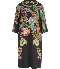 etro california 3/4s mini dress