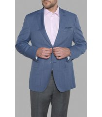 chaqueta classic azul trial