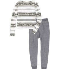 pyjamas, långärmad