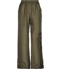 gold hawk casual pants