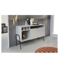 aparador multiuso punto branco e estilare móveis