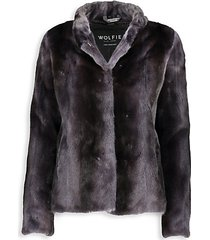 made for generations mink fur gala jacket