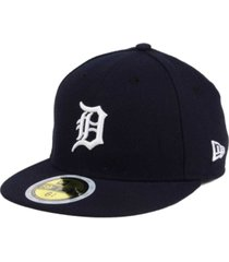 new era kids' detroit tigers authentic collection 59fifty cap
