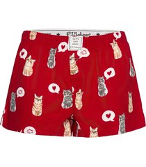 shorts shorts röd pj salvage