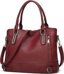 soft borsa a tracolla grande in pelle borsa per donna borsa a tracolla per il tempo libero borsa