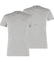 t-shirt korte mouw puma basic crew tee 2er pack