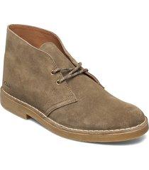 desert boot 2 desert boots snörskor grön clarks