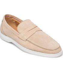 barlows loafers låga skor creme dune london