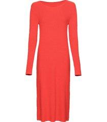 abito in maglia (arancione) - bodyflirt