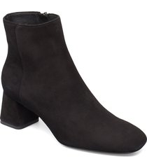 d seyla c shoes boots ankle boots ankle boots with heel svart geox