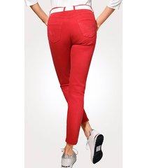 jeans toni rood