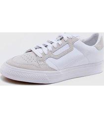 zapatilla blanca adidas originals continental vulc