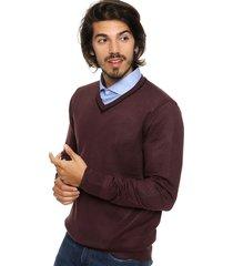 sweater violeta airborn