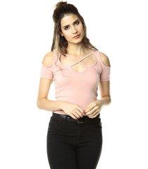 blusa palo rosa ambiance