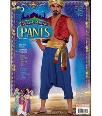 buyseasons men's desert prince blue pants