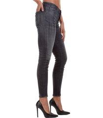 jeans gamba dritta donna medium waist twiggy