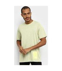 camiseta adidas inside mesh tech masculina