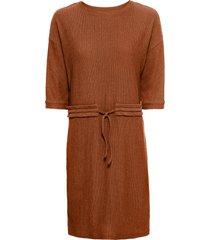 abito in jersey (marrone) - bodyflirt
