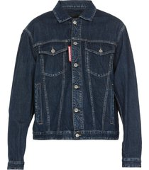 dsquared2 over jean jacket