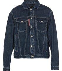 dsquared2 over jean jacket