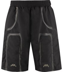 a-cold-wall techno fabric bermuda-shorts