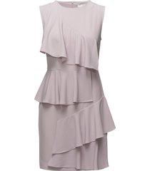 2nd danger korte jurk roze 2ndday
