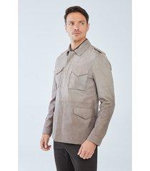 blazer boris becker shel sued jacket with pocket