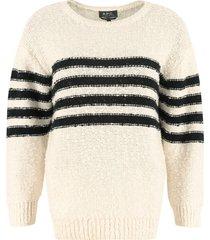 a.p.c. luzia wool pullover
