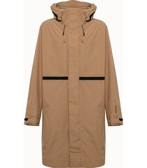 pro-tech by save the duck parka leon in tessuto gorotex