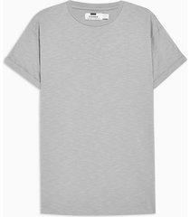 mens grey gray roller t-shirt