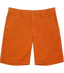 norse projects aros light twill shorts n35-0237