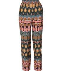 elastic waist pajama pant