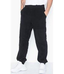 wood wood sigurd trousers byxor black