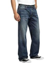 lucky brand 181 medium wash relaxed fit jeans