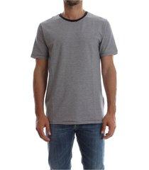 premium by jack&jones 12107656 pima striped t shirt and tank men white