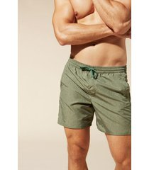 calzedonia men's formentera swim shorts man green size xxl