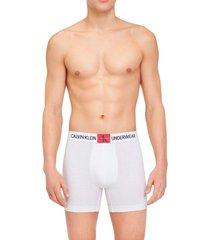 boxer brief blanco calvin klein
