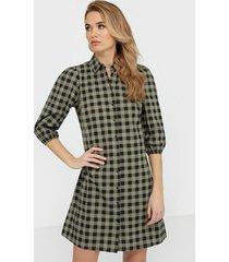 pieces pcmaluki 3/4 shirt dress d2d bc loose fit dresses