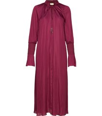 day gossip maxi dress galajurk rood day birger et mikkelsen