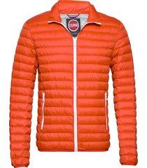 down jacket gevoerd jack oranje colmar
